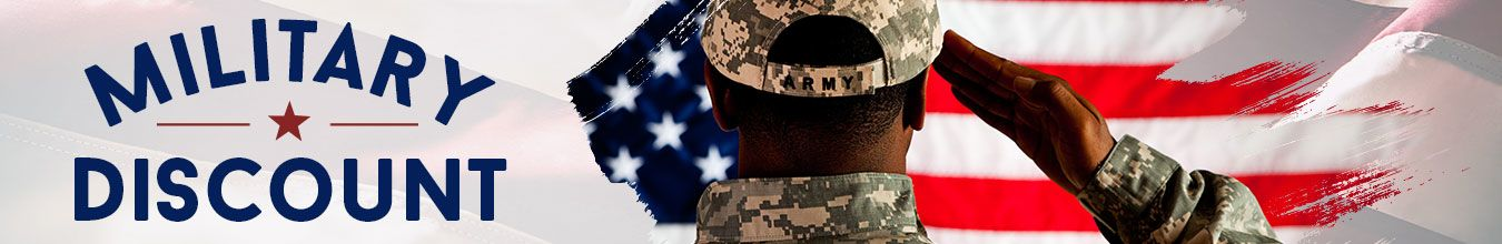 Honoring Those Who Serve: Exclusive Discounts For Military & LE Personnel <em>— 222 products / 370 models</em>