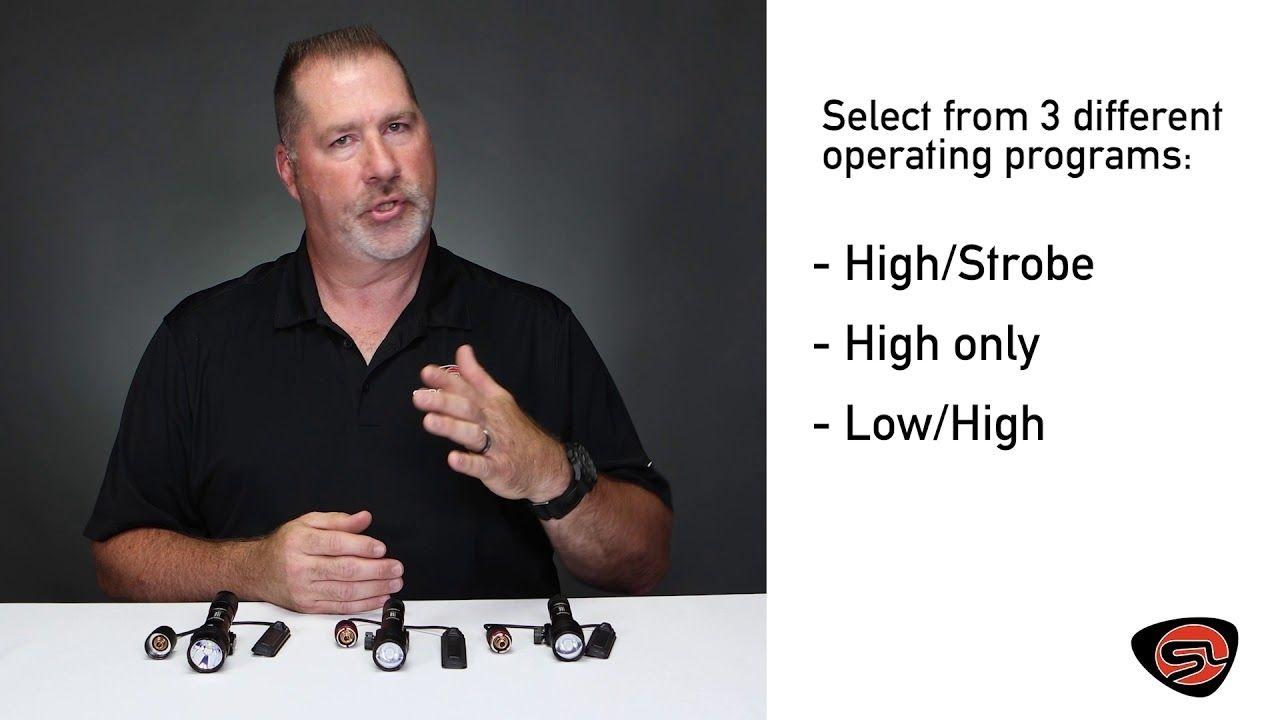 opplanet streamlight protac rail mount series video