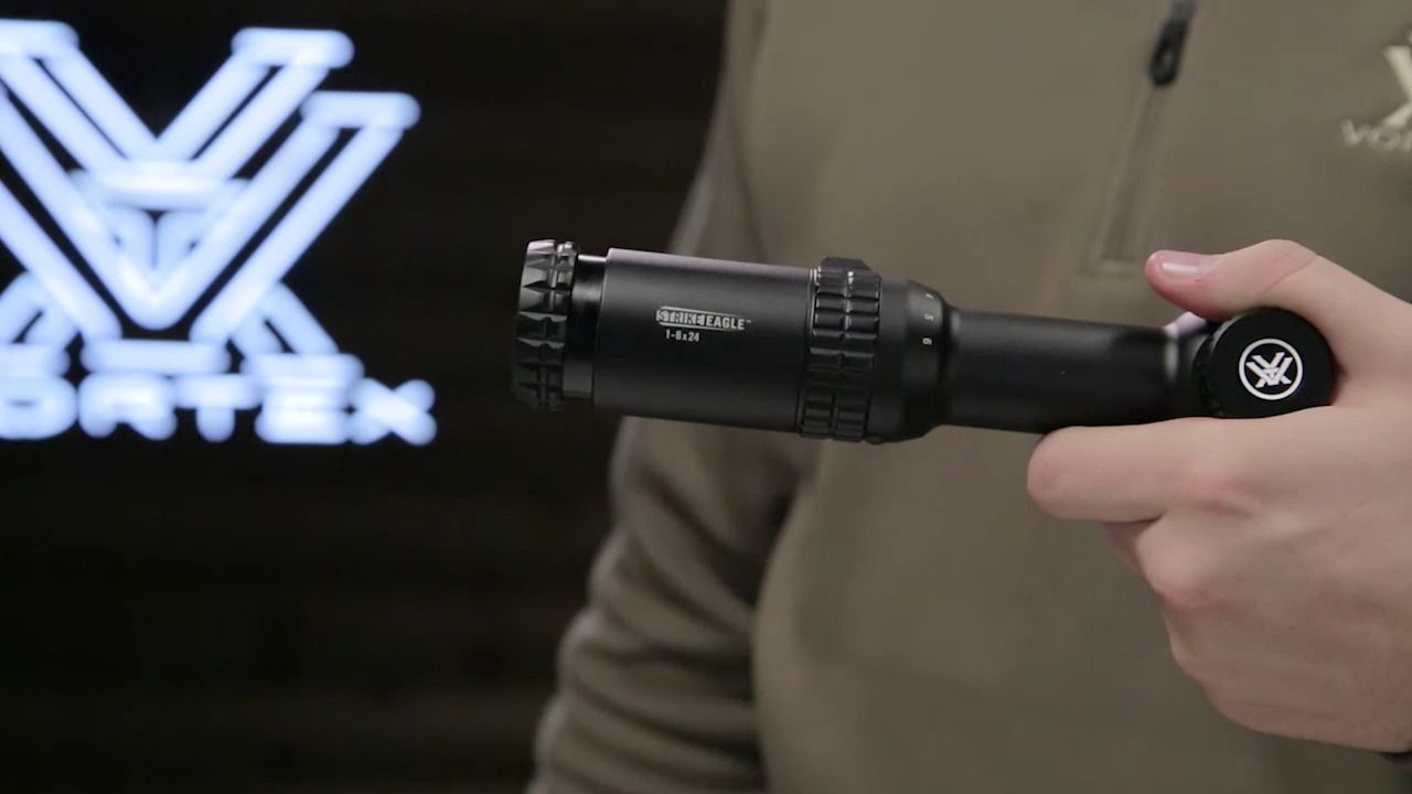 opplanet vortex opmod strike eagle 1 6x24 limited edition riflescope video