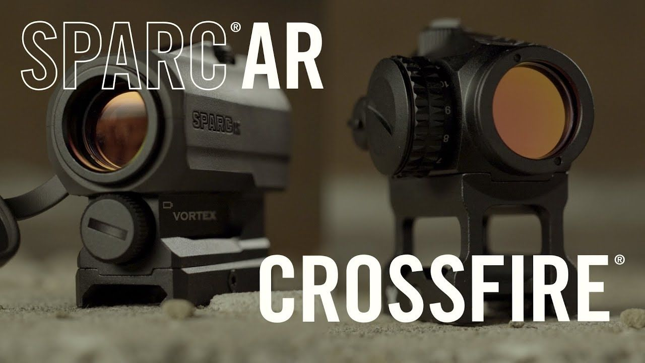 opplanet vortex sparc ar and crossfire red dot upgrade video