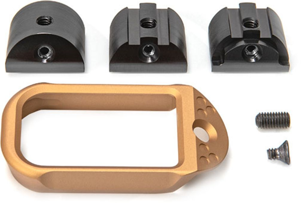 Battle Arms Development Magwell Glock 17/22/31, Go - AR15