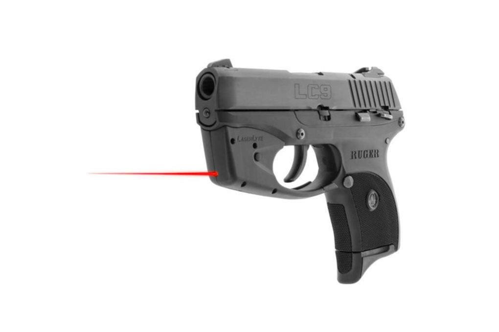 LaserLyte Laser Sight Trainer Ruger LC9, LC9s, LC9 - Gun