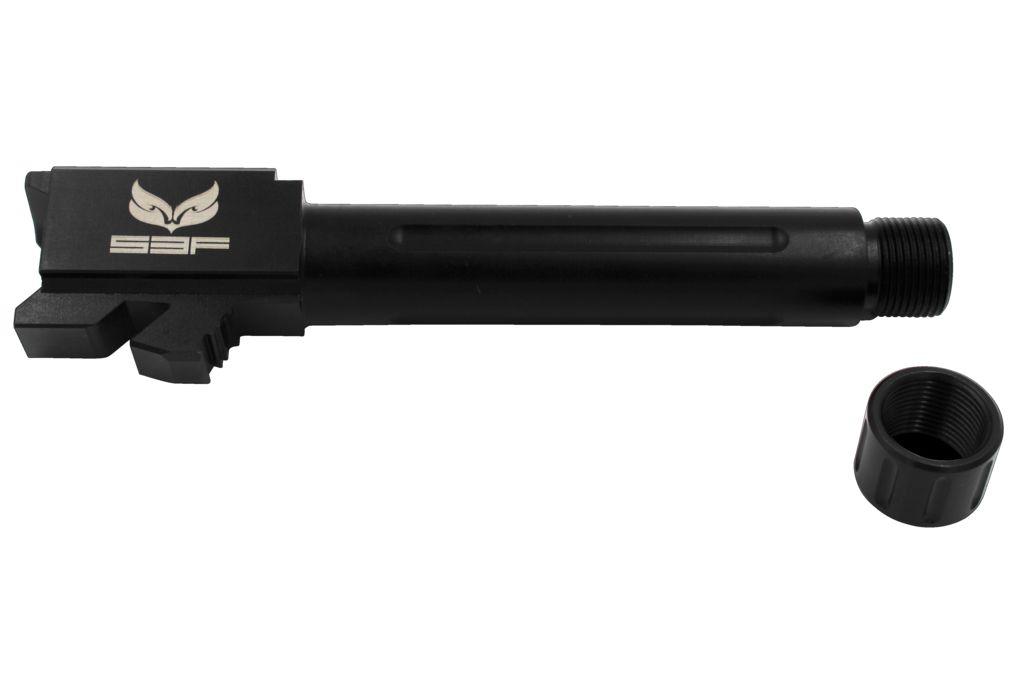 S3F Solutions Glock 19 Drop In Match Grade Barrel - Pistol