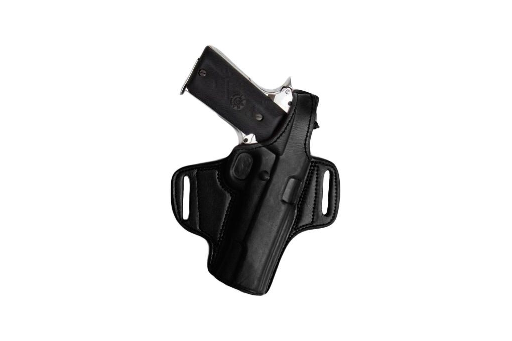 Tagua Gunleather Mini Thumb Break Belt Holster for - Holsters & Gun