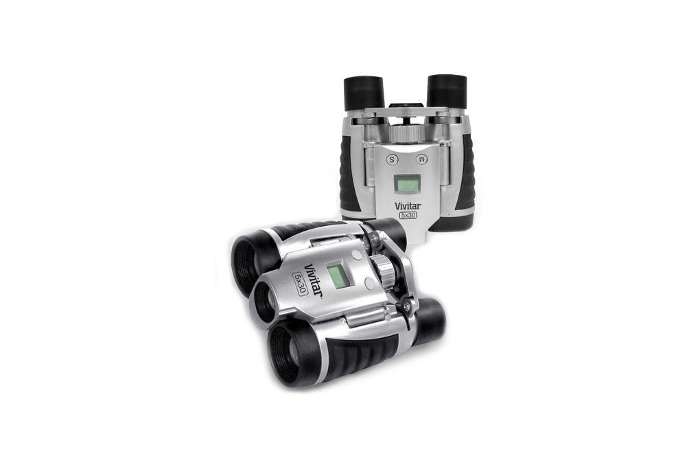Vivitar 10x25 Binocular Digital Camera: Amazon.co.uk: Electronics