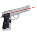 Crimson Trace LG-402M MIL - SPEC Laser Grip for Beretta 92, 96, and M9