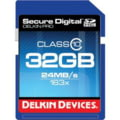 Delkin 32GB Pro Series SDHC Memory Card