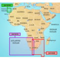 Garmin On The Water GPS Cartography BlueChart g2: Africa Small Map