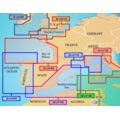 Garmin On The Water GPS Cartography BlueChart g2: Europe South Atlantic Coast Regular Map