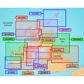 Garmin On The Water GPS Cartography BlueChart g2: UK & Ireland Small North Map