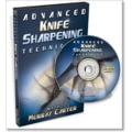 Gun Video DVD - Advanced Knife Sharpening Techniques X0496D