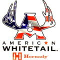 Hornady American Whitetail Sticker