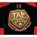 Hornady Tap T-Shirt, Black
