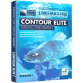 Lakemaster LakeMaster Contour Elite Indiana, Ohio Fishing Map