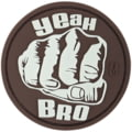 Maxpedition Bro Fist Morale Patch