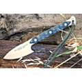 Tops Knives High Desert Harpoon Fixed Blade Knife,3.5in
