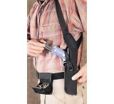 Uncle Mike's Single/Double Action Revolver Holster - 9in/11in Barrel