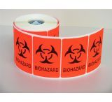 VWR Vwr Label Biohazard Red Cs500 VWR-L1-C