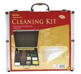 Allen Universal Deluxe Cleaning Kit In Aluminum Carry Case 60 Piece 70565