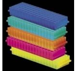 Axygen Axyrack Microtube Racks, Axygen Scientific R-80-BK 80-Well Microtube Racks