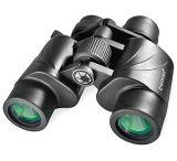 Barska 7-20x35 Escape Zoom Binoculars - Porro, Multi-Coated, Green Lens AB11048
