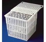 Bel-Art Baskets with Lid, Polypropylene, SCIENCEWARE 187380010
