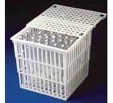 Bel-Art Baskets with Lid, Polypropylene, SCIENCEWARE 187390010