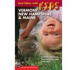 Mountaineers Books: Best Hikes with Children in Vermont, New Hampshire, & Maine Guide Book
