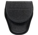 Bianchi 7300 AccuMold Covered Cuff Case - Black, Hidden 23013