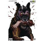 Birchwood Casey Darkotic Splattering Targets 12x18 Inches Go Fetch 100 Targets Corrugated Box Packaging 35659