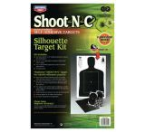 Birchwood Casey Shoot-N-C Silhouette Target Kit 23in.x35in.