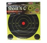 Birchwood Casey Targets 8 Round Shoot-N-C Bullseye
