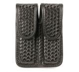 BlackHawk Double Mag Pouch Single Column 44A000BW