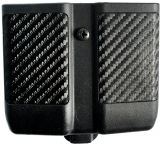 Blackhawk Double Mag Case Double / Single Stack, 9 mm/.40 Cal Size, .45ACP