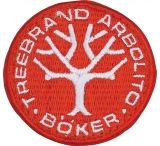 Boker USA Arbolito Tree Brand Embroidered Patch