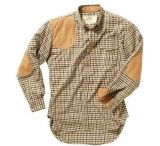 Boyt Harness HU1560 Hunting Shirt Brown Checkered