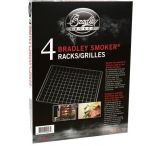 Bradley Smoker Set Of 4 Extra Racks