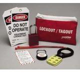Brady Prinzing Lockout Belt Kit, Brady LK627E Standard Lockout Belt Pack