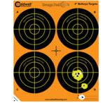 Caldwell Orange Peel 4-in Bulls Eye Targets