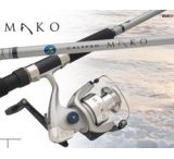 Calypso Mako 7ft Size 55 1-Piece Spin Combo