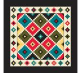 Carolina Manufacturing Aztec Bandanas