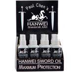 CAS Hanwei Sword Oil -Case of 12 Bottles
