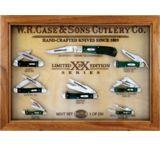 Case Limited Edition XXIX Mint Eight Knife Set