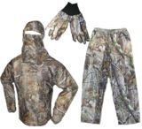 Cass Creek Pro Hood Three Piece Camo Scent Control Outfit