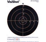 Champion Traps and Targets VisiShot 8 inch Bullseye Targets - 45802