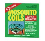 Coghlans Mosquito Coils 10 Per Box Plus Two Metal Stands 8686
