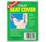 Coghlans Toilet Seat Cover Pk 10