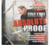Cold Steel Aboslute Proof DVD