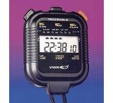 Control Company Big-Digit Stopwatch/Chronograph 1047 Vwr Stopwatch Digitl Lcd 24HR