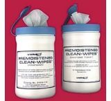 Control Company Premoistened Clean-Wipes 2065 Wipes Premoistened With Isopropyl Alcohol/Deionized Water